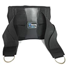 ComfyMed Premium Lower Back Brace CM-102M Double Compression Band