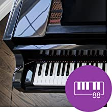 88 key digital piano