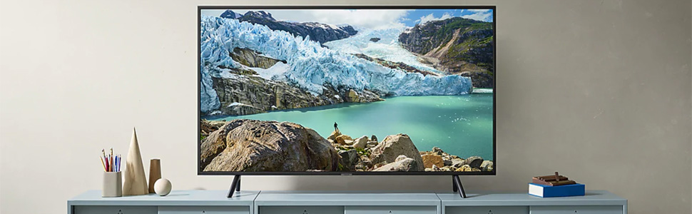 Samsung 55-inch RU7100 HDR Smart 4K TV Review