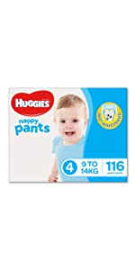 Huggies Ultra Dry Nappy Pants