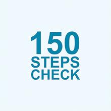 150 Steps Check & Correct