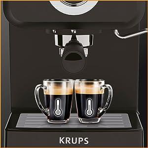 Pump espresso