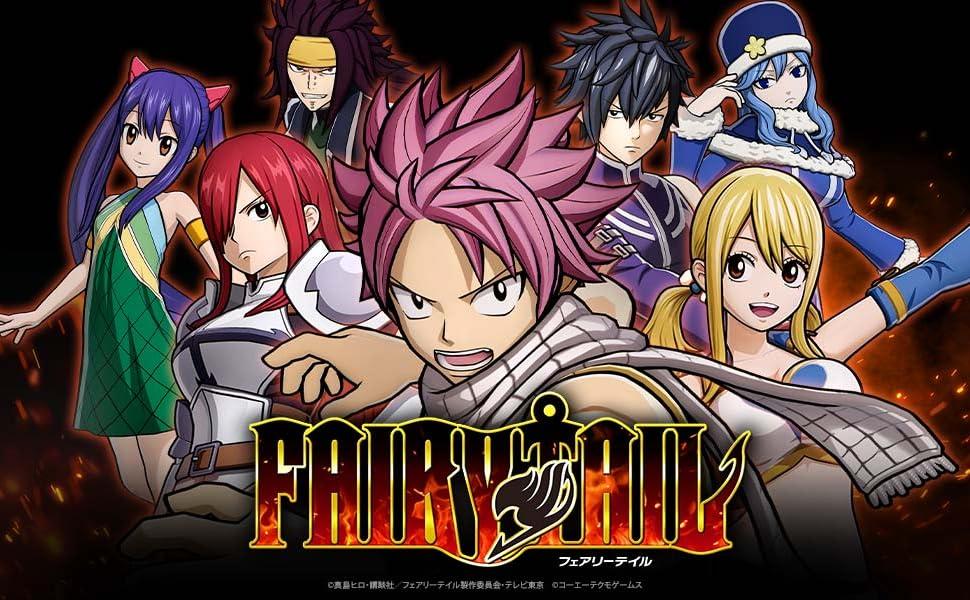Fairy Tail Amazon