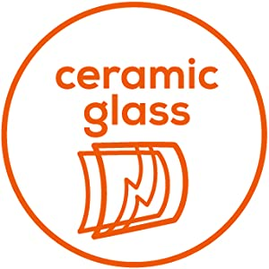 Beurer IL50 ceramic glass for 100% UV protection