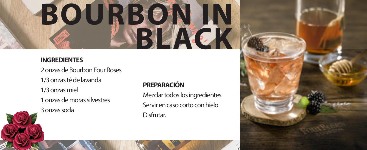 Four Roses Whisky de Bourbon, 700ml: Amazon.es: Alimentación ...