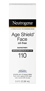 Neutrogena Age Shield Oil-Free Face Lotion Sunscreen