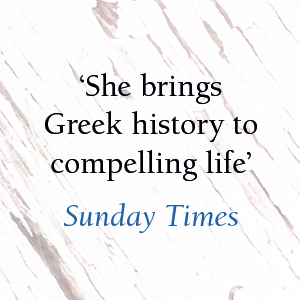 Victoria Hislop, Those Who Are Loved, Sunday Times