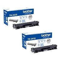 Toner originali Brother TN2420 e Brother TN2410