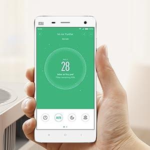 Xiaomi لتنقية الهواء