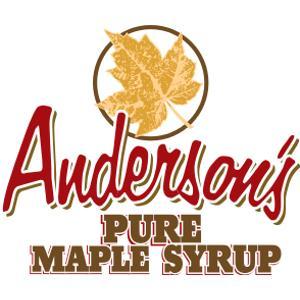 Anderson's Pure Maple Syrup, Pure Maple Syrup, Grade A Very Dark, Grade A Dark