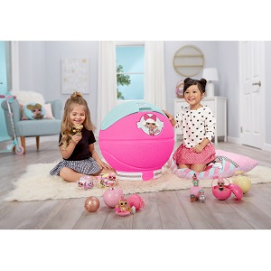 1 LOL Surprise Doll Large Storage Trunk Bin Toy Chest Big Sister Series 2 3 4 5