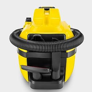 Kärcher Aspiradores multiuso WD 1 Compact Battery 18V, 17L (no incluye batería) (1.198-300.0): Amazon.es: Hogar