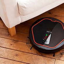 iClebo Arte Robotic Vacuum Cleaner Smart Sensor