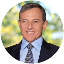 Robert bob Iger ride of a lifetime Disney ceo