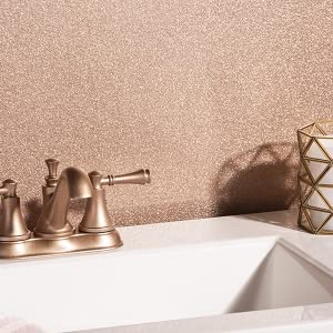 Rust Oleum 323860 Glitter Interior Wall Paint Quart Iridescent Clear Amazon Com