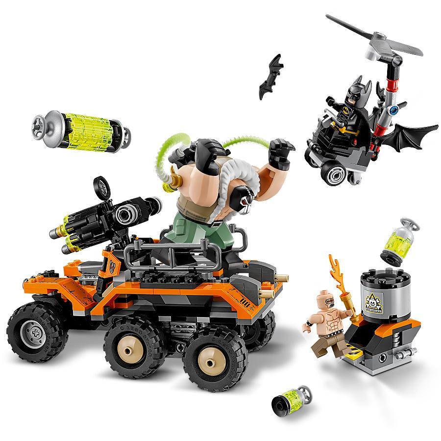 Lego Batman Toys : Amazon lego batman movie bane toxic truck attack