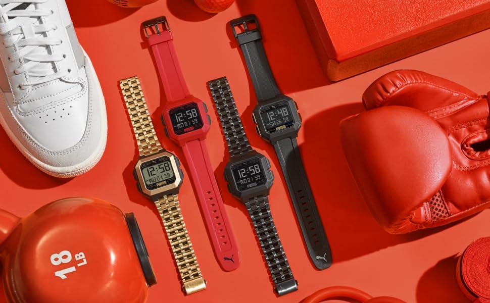 Puma Digital Watch 2020