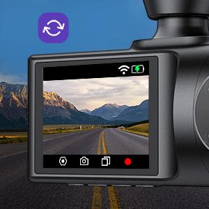 dual dash cam for cars