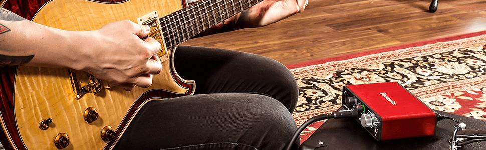 Designed for the Guitarist