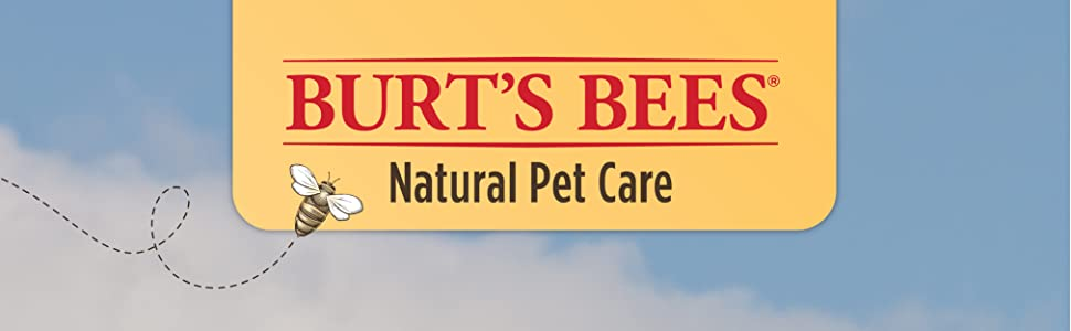 Burts Bees For Pets
