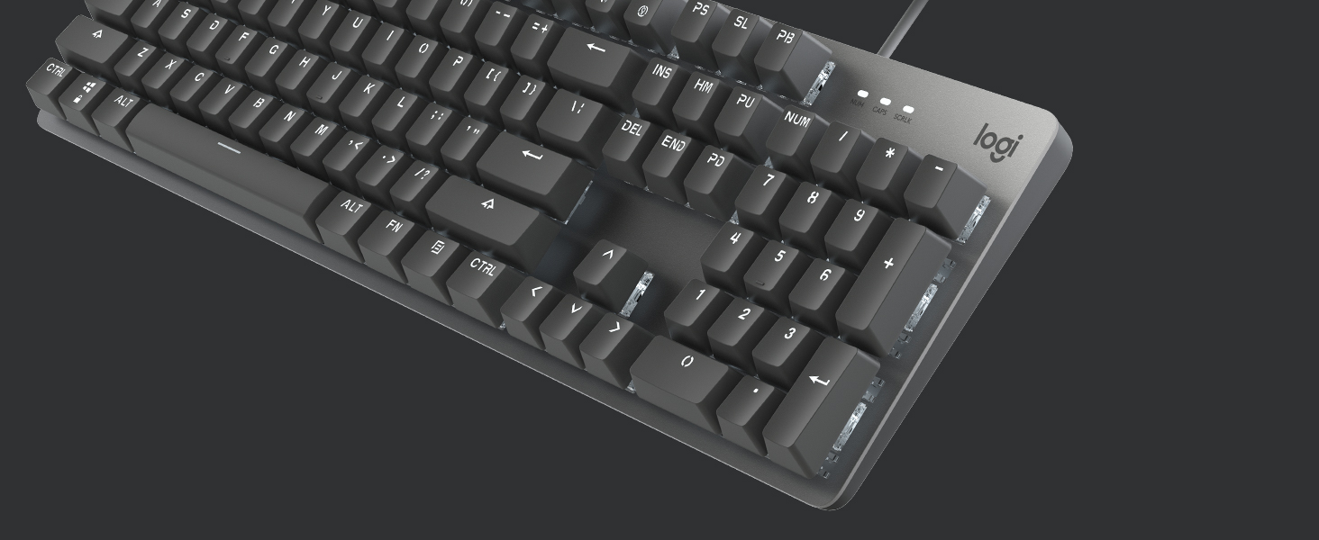 K845 Mechanical Illuminated