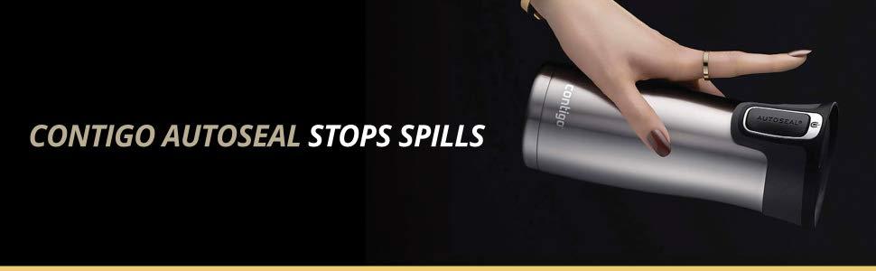 Contigo Autoseal Stops Spills