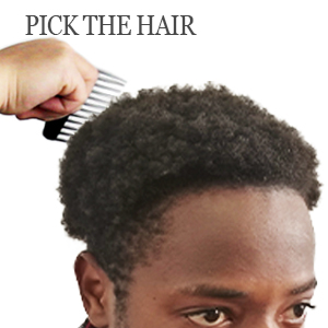 Home Appliances Home Appliance Parts Honesty Best Double Sided Barber Hair Brush Sponge Dreads Locking Twist Coil Afro Curl Wave