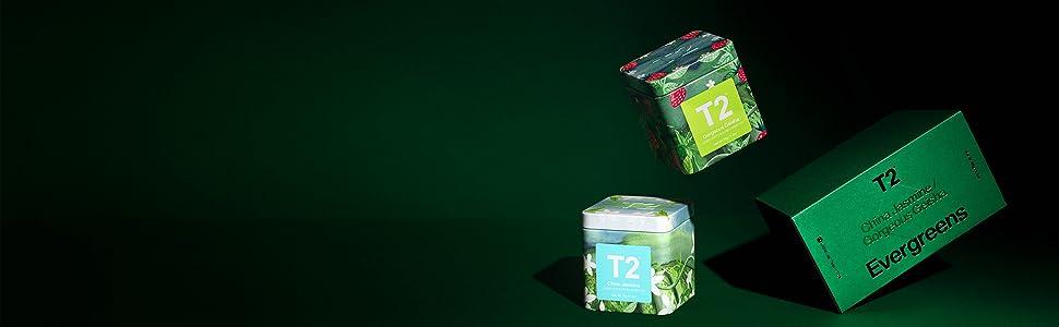 T2 Tea Sips gift box