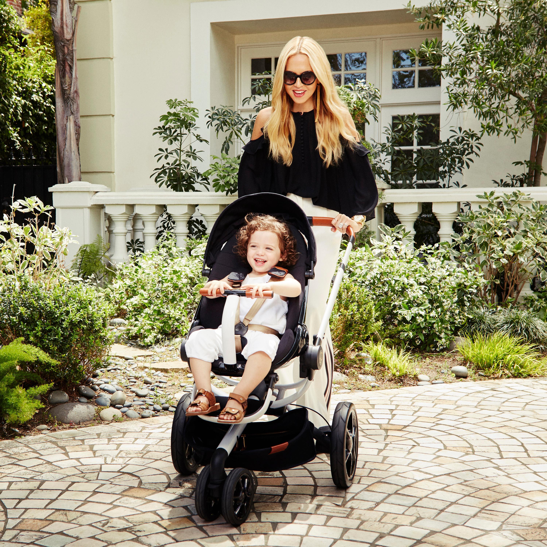 Amazon.com : Quinny Rachel Zoe Jet Set Moodd Stroller : Baby