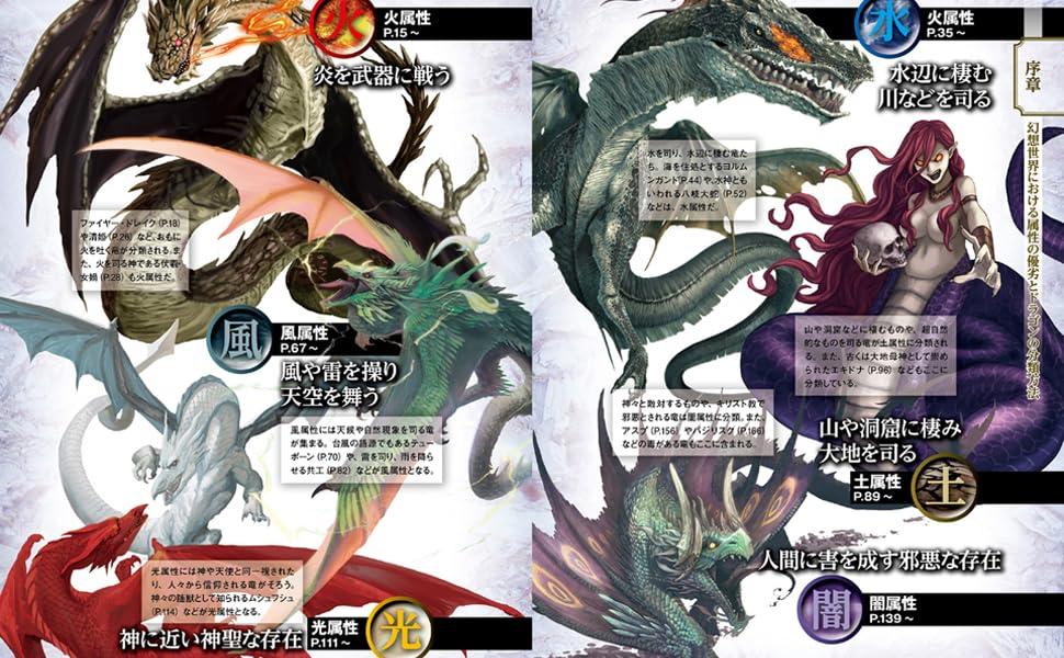 ドラゴン 幻想