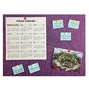 bulletin board message board notes pushpins photos
