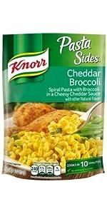Knorr Pasta Sides, Cheddar Broccoli