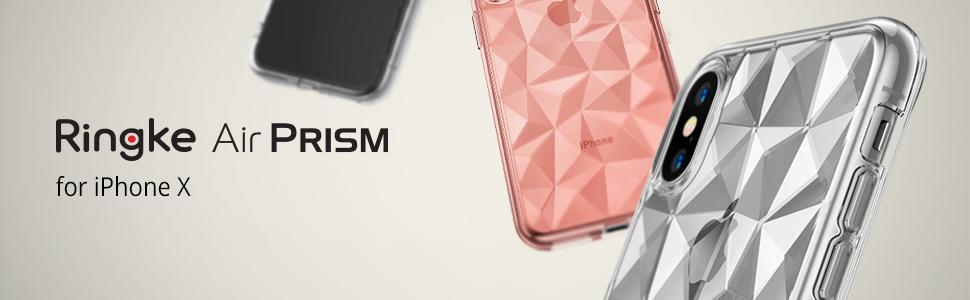 Huse Ringke Prism pentru iPhone X