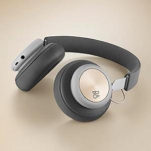 Beoplay H4, H4, B&O PLAY H4, Über dem Ohr getragene Kopfhörer, Drahtlose Bluetooth-Kopfhörer