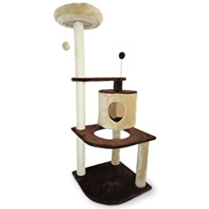 Amazon.com: FurHaven - Muebles para gatos y mascotas ...