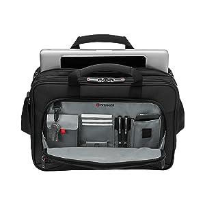Wenger 600649 Prospectus 16 Laptop Aktentasche Computer Zubehör