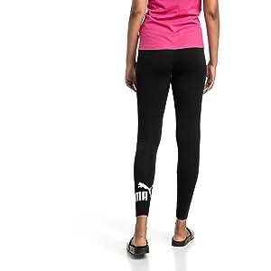 Leggings con logo Essentials donna