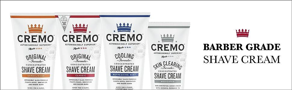 shave cream, gq, cremo, barber