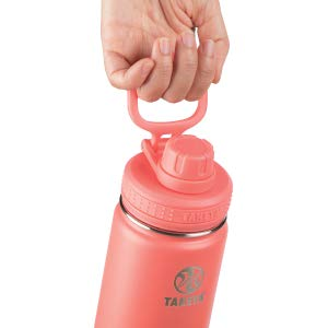 Takeya Leak-proof Twist Cap - Clean and convenient