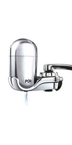 Pur Fm 3700 Advanced Faucet Water Filter Chrome Faucet