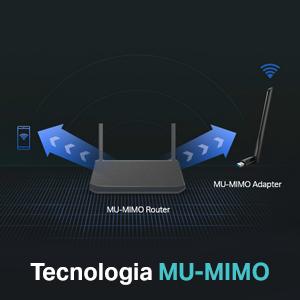 T3U plus, tp-link, wi-fi, scheda di rete