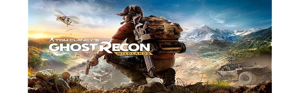 Ghost Recon Wildlands - Standard Edition: Amazon.es: Videojuegos