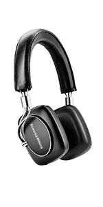 P5, P5 wireless, bluetooth headphones, wireless headphones, luxury headphones, headphones cable, b&W