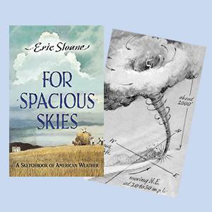 Skies, Weather, Clouds, Sketchbook