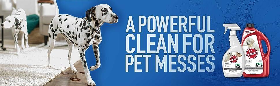 pet messes solution formula stains deodorizer urine smells odor detergent cat dog