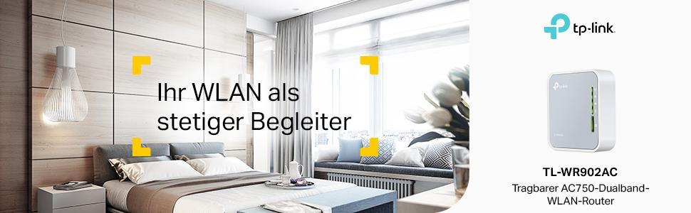p link tl wr902ac tragbarer ac750 wlan dualband router. Black Bedroom Furniture Sets. Home Design Ideas