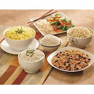 Prepara diferentes tipos de arroz con la arrocera 37528