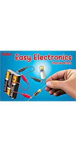 Easy Electronics Electronics Made Ultra Simple, No Tools Needed!