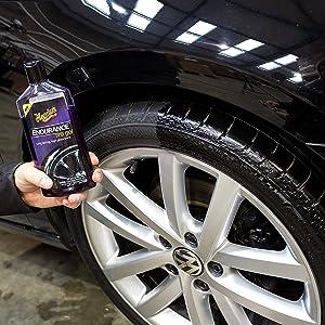 Meguiar S G7516eu Endurance High Gloss Tyre Gel Reifenglanz 473 Ml Auto
