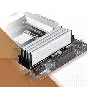 Z490 VISION D, memory